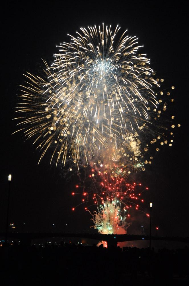 Seoul Fireworks 036