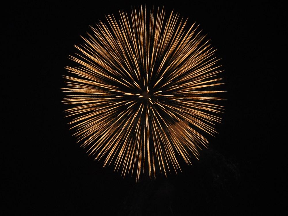 Seoul Fireworks 142
