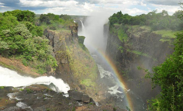 Along The Zambezi River
