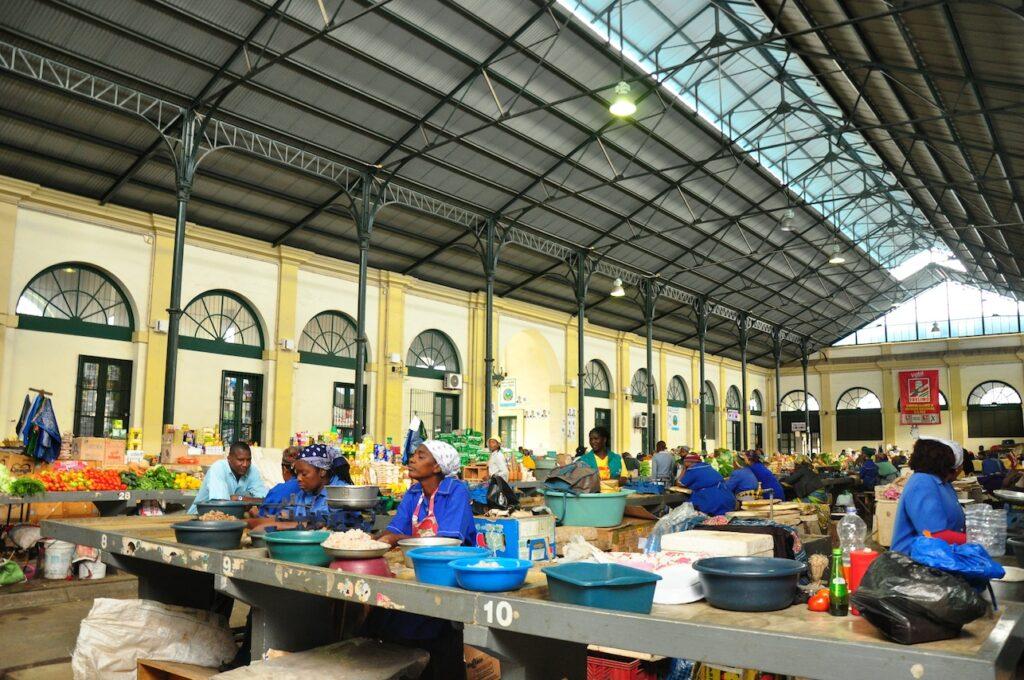 Maputo Central Market