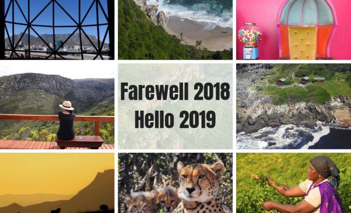 Farewell 2018, Hello 2019